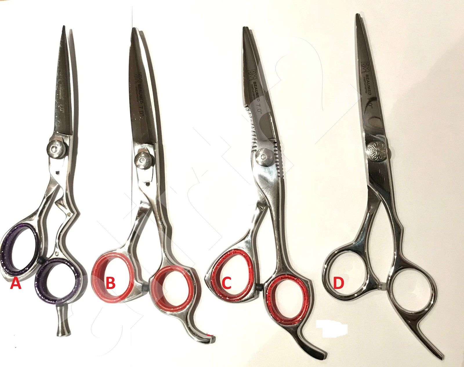Hairdressing Scissors Barber Hair Cutting Thinning Shears